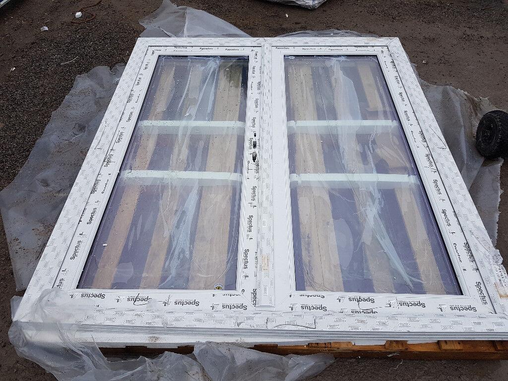 New 149cm Wide Upvc French Doors Patio Doors Double Doors In