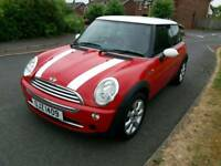 Mini 0ne 2006 full mot driving perfect easy tax and insure mint easy to drive tax and insure