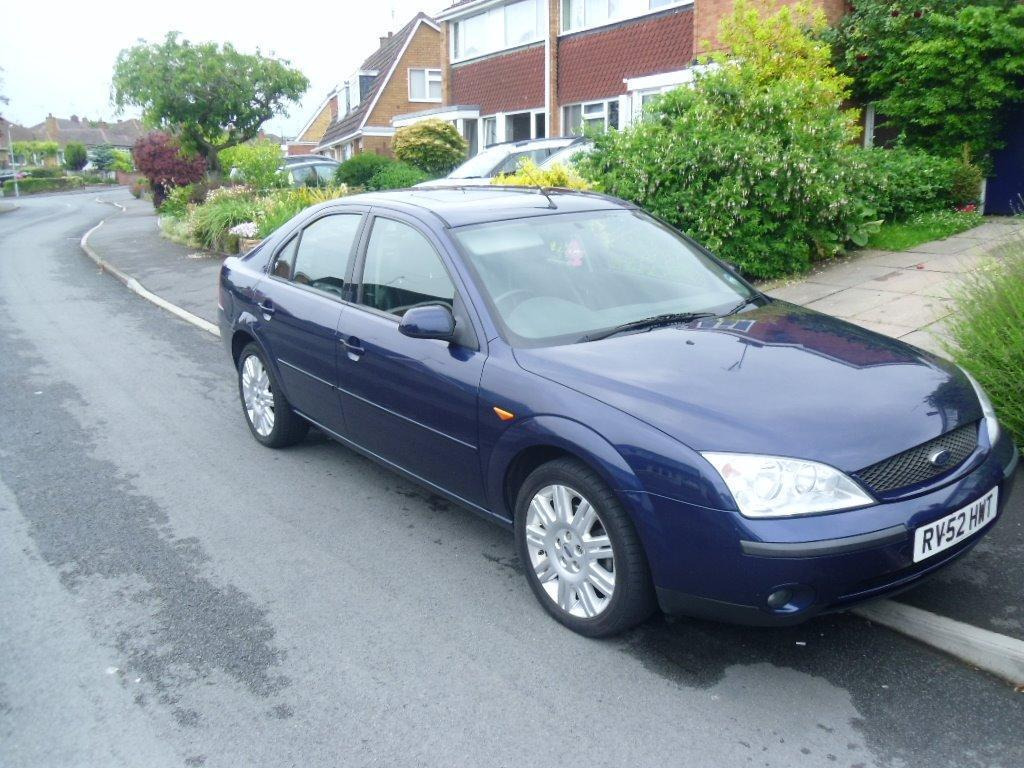 ford mondeo ghia x in droitwich worcestershire gumtree. Black Bedroom Furniture Sets. Home Design Ideas