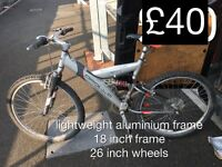 Ladies and Gents Mountain Bikes £30 - £70 mountain bike cycle