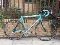 Bianchi 1885RC Reparto Corse road bike Campagnolo Veloce 10 speed 55CM WITH EXTRAS