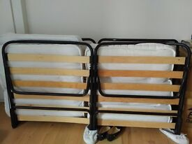 Foldable single bed in Pristine condition !!!!!