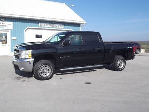 2009 Chevrolet SILVERADO 2500HD LT,DIESEL,CREW,SHORT,4X4,142 KM! Kitchener / Waterloo Kitchener Area image 1