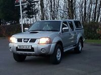 Excellent Nissan Navara 4x4 Double Cabin Pickup Truck