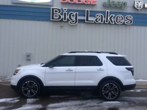 2013 Ford Explorer Sport PRICED AT WHOLESALE.  VEHICLE NEEDS REP