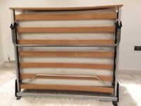 Jay-Be Small Double Folding Bed