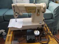 singer sewing m/c