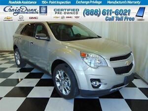 2015 Chevrolet Equinox * LTZ AWD * Heated Leather * Local Trade