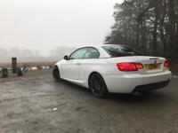 BMW 320d M Sport convertible 2011 for quick sale!