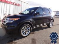 2014 Ford Explorer XLT 4WD 7 Passenger SUV w/Backup Camera