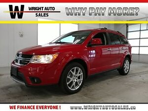 2016 Dodge Journey R/T| AWD| LEATHER| HEATED SEATS| BLUETOOTH| 2