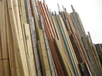 Various Size Timber For Sale ( From 2x1 To 9x3 ) Sold Per Length. Call Us On 01895239607
