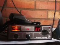 CB RADIOS FOR SALE WITH MICS GOOD CLEAN WORKING CONDITION