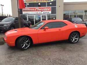 2017 Dodge Challenger SXT+|LEATHER|NAVIGATION|TINT