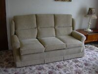 3 Piece suite as new