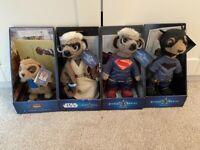Meerkat compare the market toys