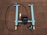TACX bike turbo trainer - good as new, used twice