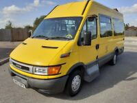 Iveco, DAILY, Panel Van,campervan/mini bus 2004, Manual, 2287 (cc)