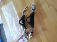 Stainless Steel Spring Straps for fins - pour palmes standard