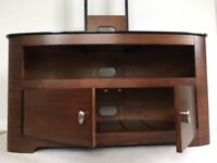 TV Unit with bracket for flat screens