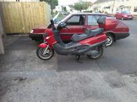 Piaggio X9 500 for sale