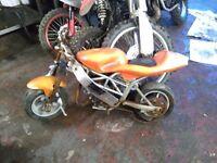 Mini motos + quad