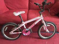 Child bike 5-8, needs small service.
