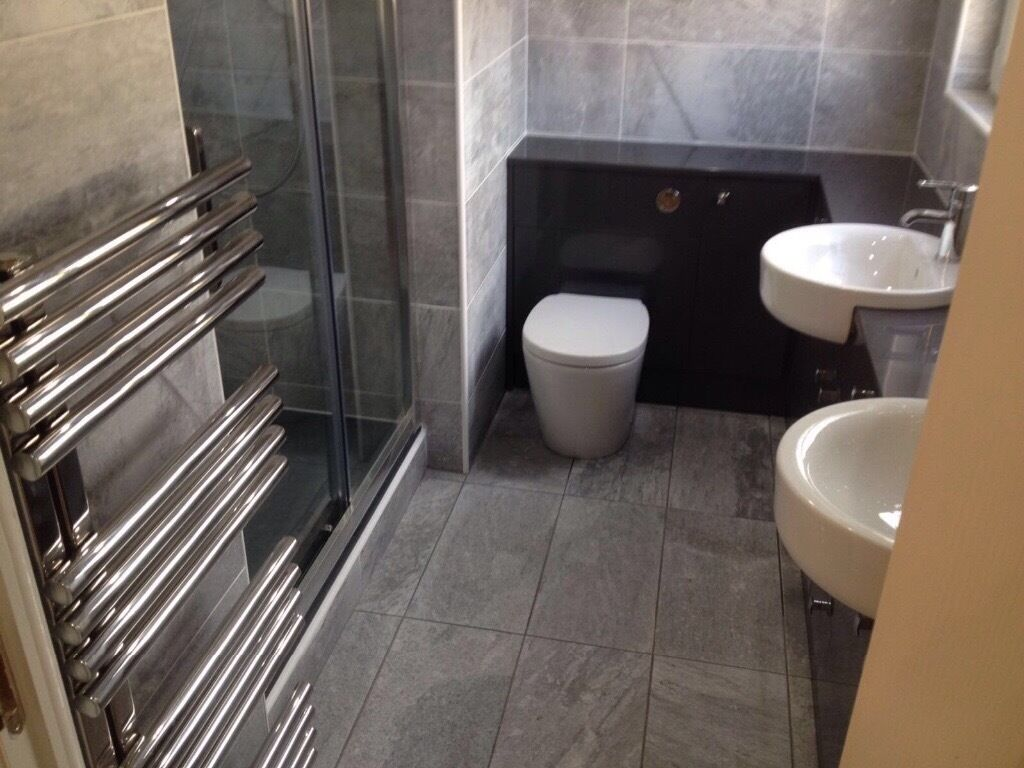 bathroom fitter plumber plumbing heating in east end glasgow