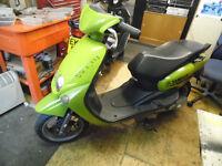 Yamaha Neo's 50cc 2 stroke