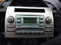 Toyota Corolla Verso 2004-2008 Radio CD Player Stereo Head Unit