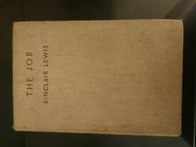 The Job by Sinclair Lewis - Florin Books (published 1933) - £7