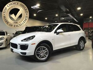 2016 Porsche Cayenne DIESEL FULLY LOADED!!!