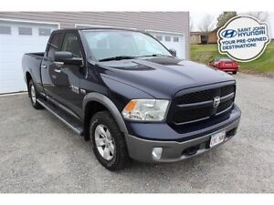 2013 Ram 1500 Outdoorsman! TOW PACKAGE! HEMI! $193 B/W!