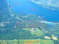 Beautiful Private Arrow Lakes Recreational Waterfront Acreage