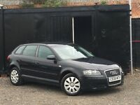 ★ 2005 AUDI A3 1.6L 5 DOOR + 10 SERVICE STAMPS + ELECTRIC WINDOWS ★