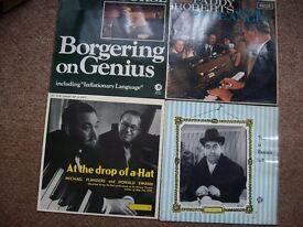 VINYL RECORDS/4/Hancock/Roberts/Flanders&Swan/