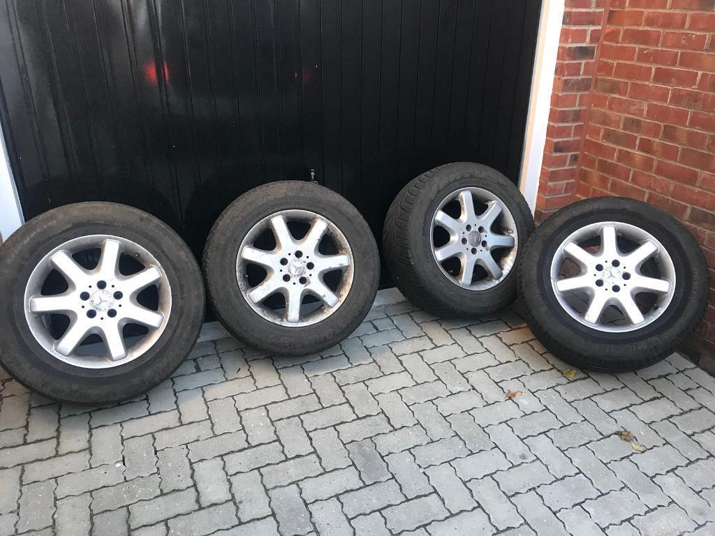 Mercedes ml alloy wheels for sale