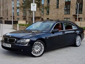 2007 BMW 730d SE EXCLUSIVE CARBON EDITION LWB FACTORY INDIVIDUAL SPEC HUGI SPEC