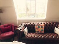 **Super Sunny Double Room, in Amazing Location! All Bills and Super Fast WiFi Included!