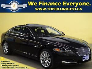 2013 Jaguar XF AWD, Navigation, Clean Carproof, ONLY 42K