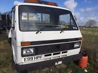 Vw Lt50 Recovery Van Breaking,spares,parts 1987 Gearbox And Engine available