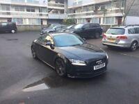 Audi TT Black Edition TDi