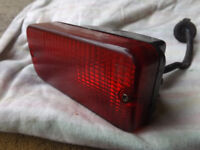 Austin Metro Rear Fog Laights - Used Items - Tested and in good working order.