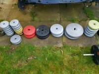 Cheap Weights. Please look....