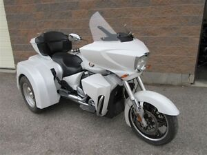 2012 Victory Motorcycles Cross Country Trike