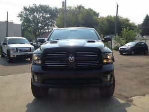LIFTED 2013 Dodge Ram 1500 Sport Edmonton Edmonton Area image 2