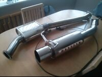 HKS Silent Hi-Power Cat-Back Stainless Exhaust for Nissan Skyline R33 GTR RB26 with Apexi Valve for sale  Lostock Hall, Lancashire