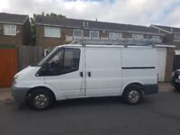 56 plate ford transit