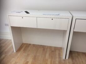 Gloss White Hand Made office furniture