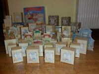 42 Cherished Teddies Looking for a new home - 41 in boxes.